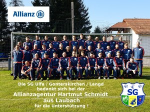 Sponsoring Allianz